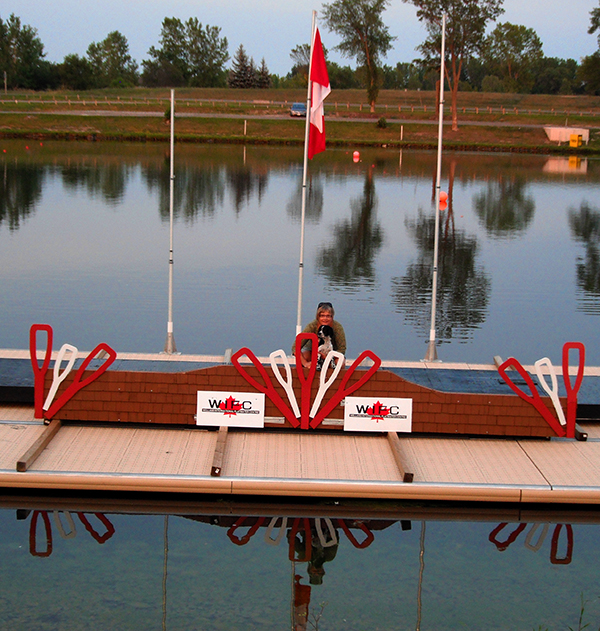 Awards Dock